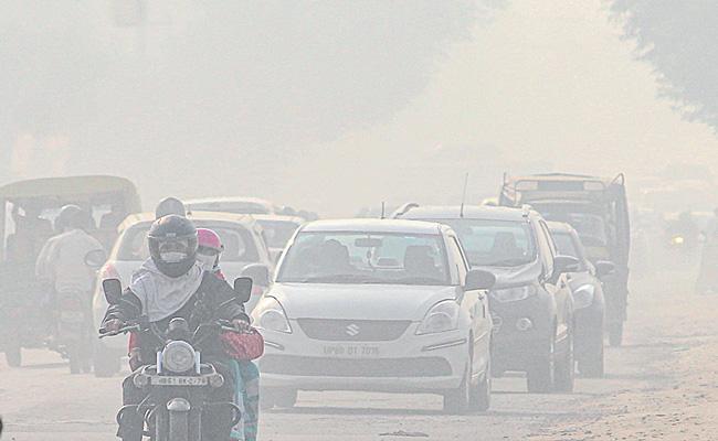 Central Govt Brought Up Commission For Air Quality Management - Sakshi