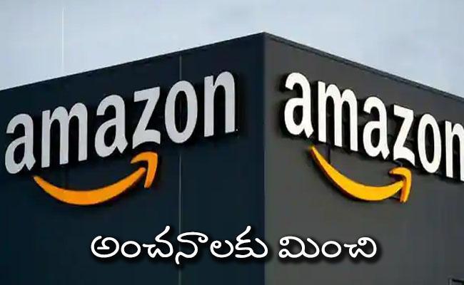 Amazon earnings soar as pandemic sales triple profits - Sakshi