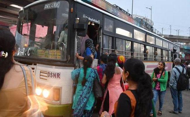 Good News For HYD RTC Passengers - Sakshi