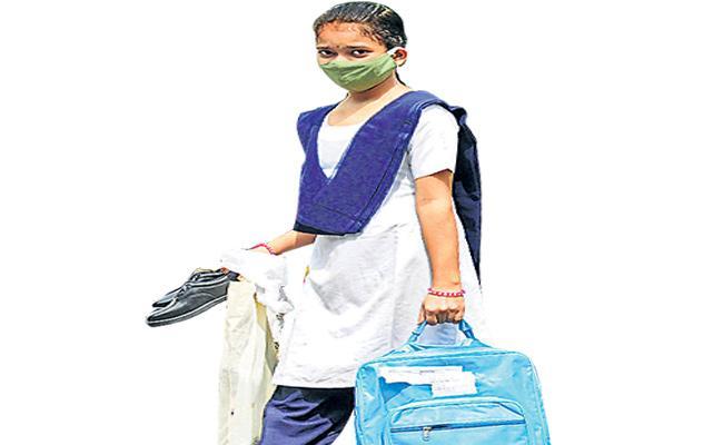Andhra Pradesh Govt Released Schools Reopen Schedule - Sakshi