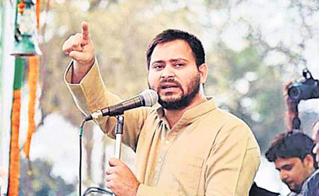 Rajan Pandey Guest Column On Tejashwi Yadav Over Bihar Election - Sakshi