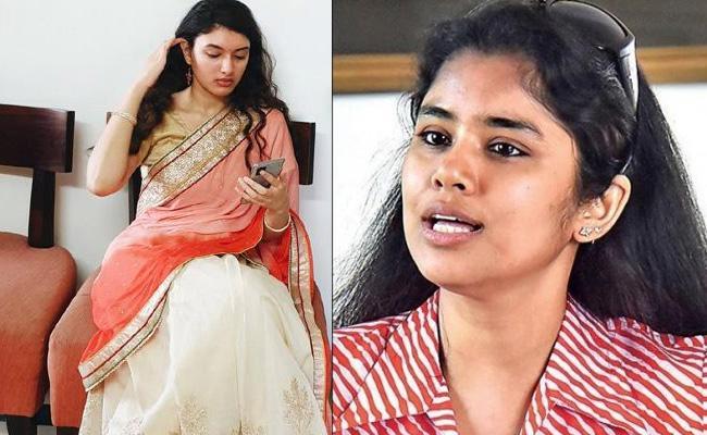 Mansas Trust On Urmila Gajapathi Raju - Sakshi
