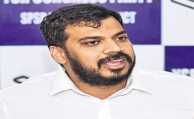 Anilkumar Yadav Fires On Chandrababu Naidu - Sakshi