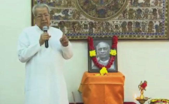 AP Formation Day 2020: Governor Biswabhusan Speech  - Sakshi