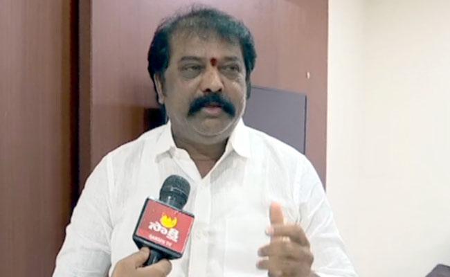 Gummanur Jayaram Praises YS Jagan Over Valmikis Developing - Sakshi