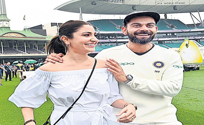 Families of Indian players allowed for Australia tour - Sakshi