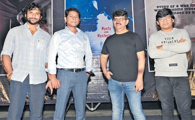 P19 Entertainment LLP 3 Movies announcement Press Meet - Sakshi