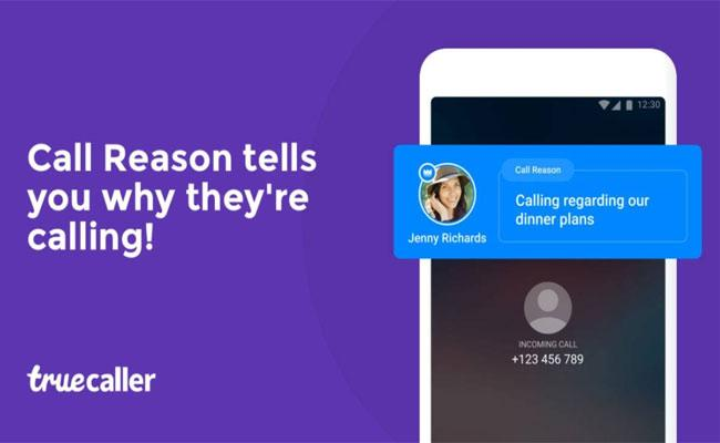 Truecaller Brings a Call Reason Feature Why Someone Is Calling You - Sakshi