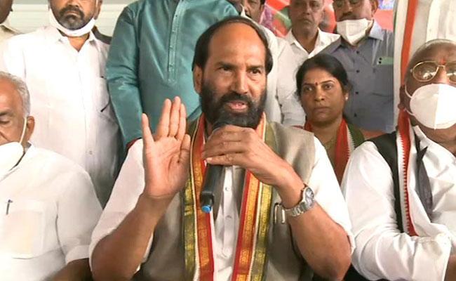 Uttam Kumar Reddy Comments On BJP - Sakshi
