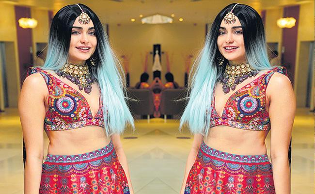 Adah Sharma Question Mark Movie Song Launch - Sakshi