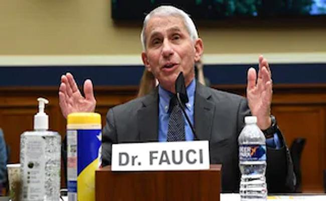 1st US vaccines could ship late December or early January Says Anthony Fauci - Sakshi