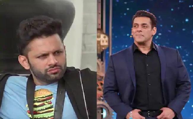 Salman Khan Tells Not to Bring Nepotism Debate on Bigg Boss 14 - Sakshi