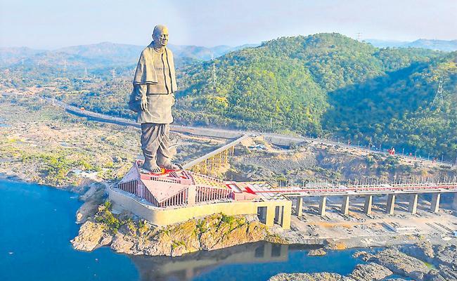 Bandaru Dattatreya Guest Column On Sardar Vallabhbhai Patel - Sakshi