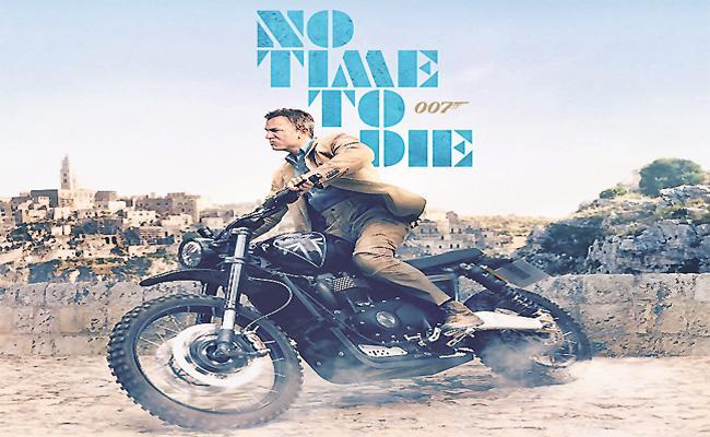 Release of James Bond film No Time To Die delayed - Sakshi