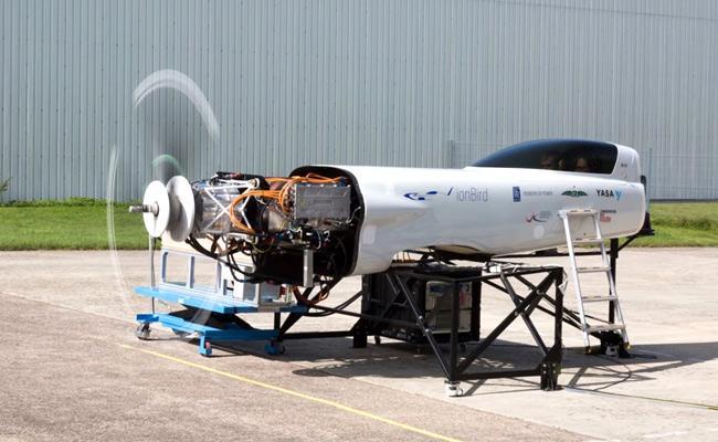 Rolls-Royce World's Fastest All-Electric Plane test success - Sakshi