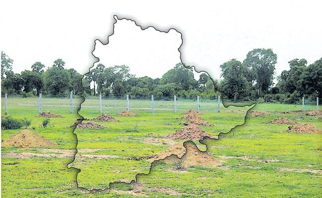 Land Records Cleansing Is Not Clear In Telangana - Sakshi