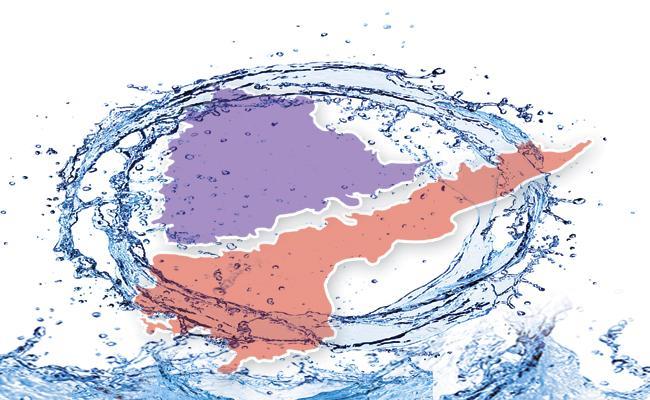 Krishna And Godavari Water Allocations As Legitimate - Sakshi
