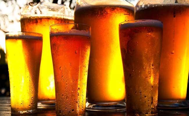 Coronavirus Effect On Beer Sales - Sakshi
