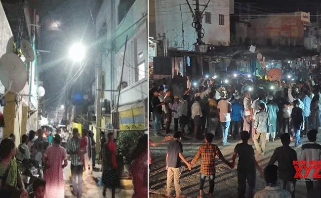Small Earthquakes Again At Borabanda In Hyderabad - Sakshi