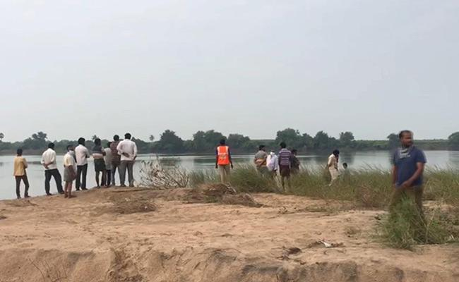 Two More Bodies Were Recovered From The Krishna River - Sakshi