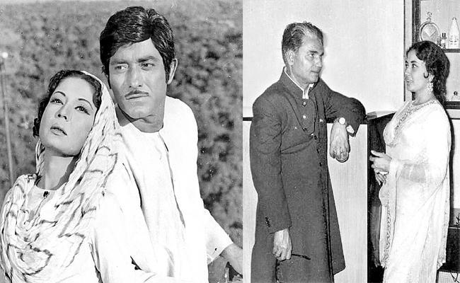 Meena Kumari And Kamal Amrohi Love Story In Sakshi Funday