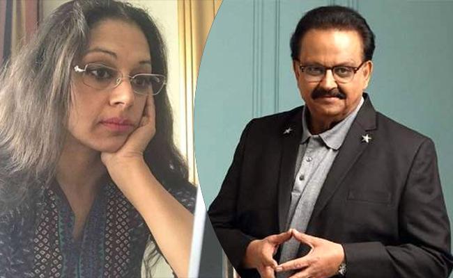 shobana remembers sp balasubrahmaniam on her instagram account - Sakshi