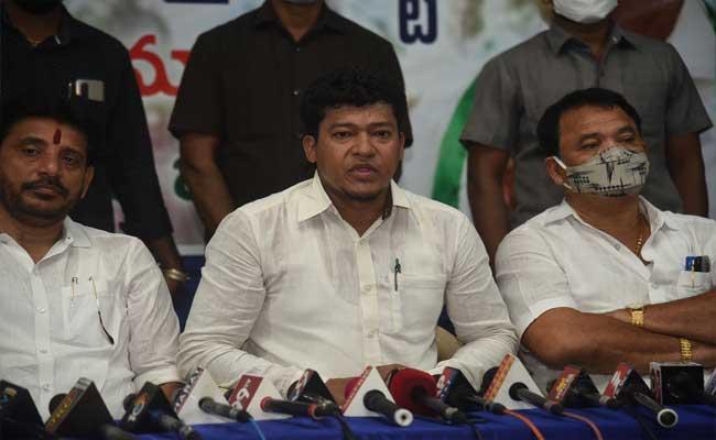 Sidiri Appalaraju Fires On TDP Leaders - Sakshi