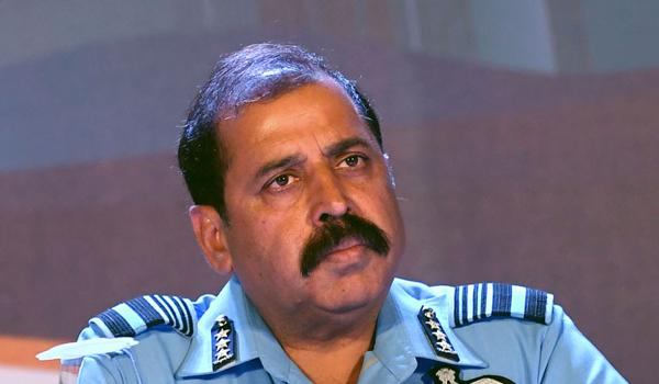 IAF Chief RKS Bhadauria Says Well Prepared For Any Conflict - Sakshi