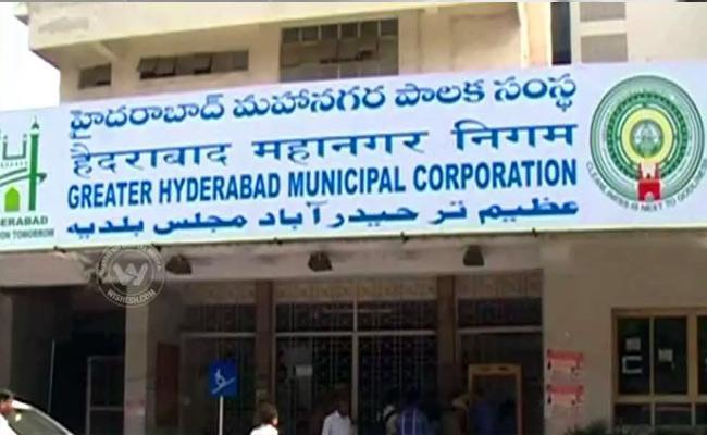GHMC Elections Conduct With Ballot Paper Says Telangana EC - Sakshi