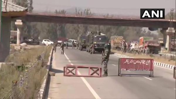 Terror Attack Joint Forces Near Kandizal Bridge In Jammu And Kashmir - Sakshi