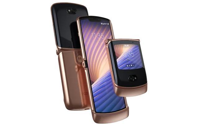 Motorola Razr 5G Foldable PhoneLaunched in India - Sakshi
