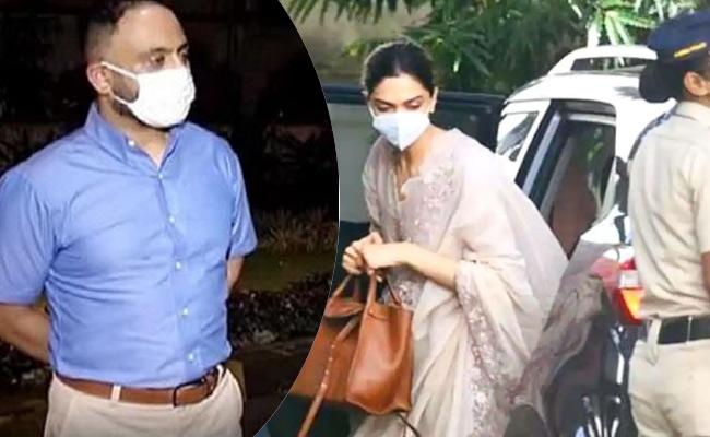 NCB Deputy Director Who Investigated Deepika Padukone Tested covid19 - Sakshi