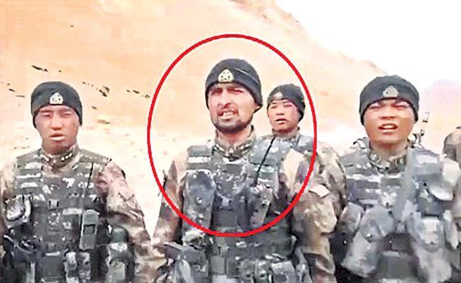 Pakistan Army helping to China in LAC - Sakshi