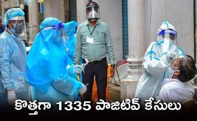 Telangana Crosses 2 Lakh Coronavirus Positive Cases Mark - Sakshi