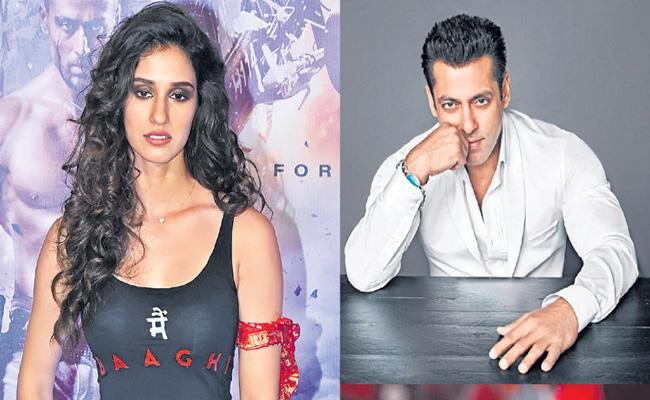 Disha Patani resumes shooting for Salman Khan film Radhe - Sakshi