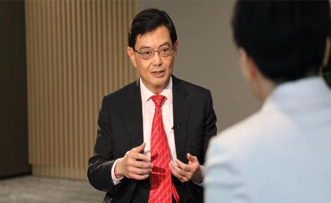 One off additional support for newborns to come: Heng Swee Keat - Sakshi
