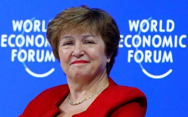 IMF Chief Warns Covid-19 Crisis Not Over - Sakshi