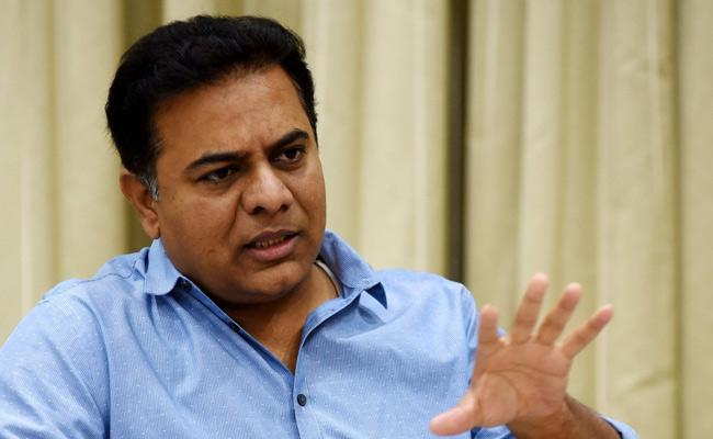 KTR Video Conference With Nizamabad Leaders Over MLC Elections - Sakshi
