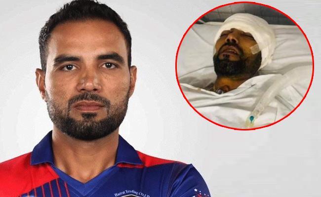 Afghanistan Batsman Najeeb Tarakai Passes Away In Road Accident - Sakshi