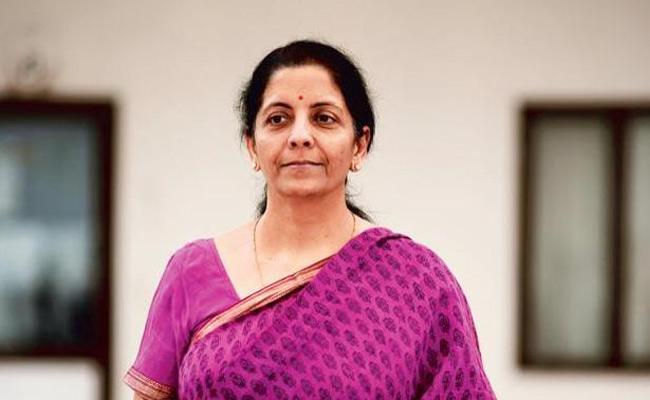 Union Minister Nirmala Sitharaman Will Visit Vijayawada Tomorrow - Sakshi