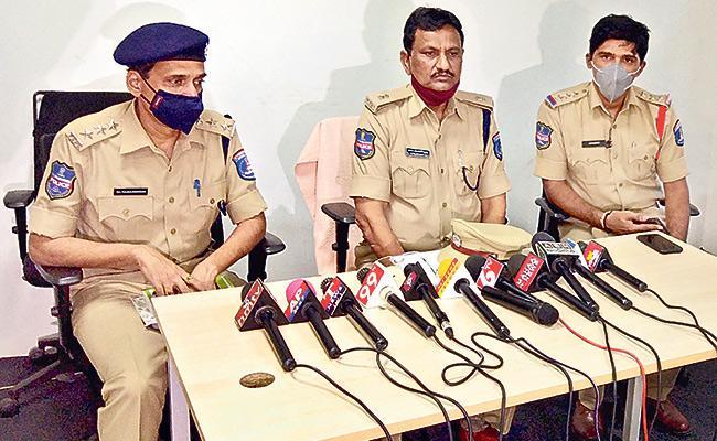 Hemanth Case: Mastermind Somayala Raju Execution Yugandhar Reddy - Sakshi