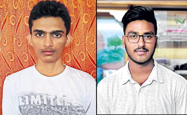 Proddatur and Vizianagaram students top in JEE results - Sakshi