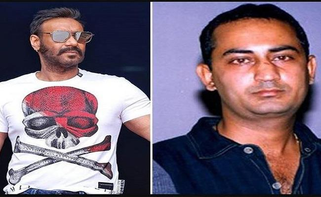 Ajay Devgn Cousin Anil Devgan Passes Away At 51 In Mumbai - Sakshi