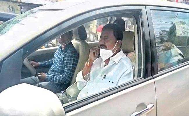 Subbaiah Fires On TDP Leader Hari Prasad At YSR Kadapa - Sakshi
