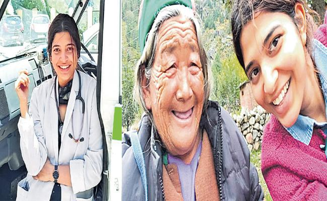 Doctor Shilpa Moves To Mountain Village To Serve The Neglected - Sakshi