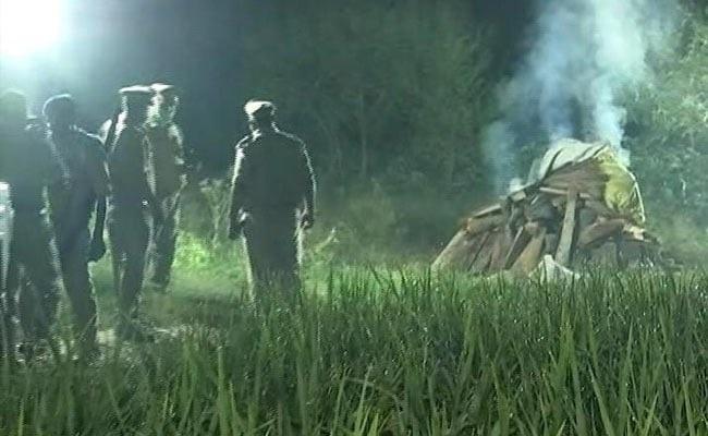 UP Police Probe Reveals 104 Calls Between Hathras Victim and Accused - Sakshi