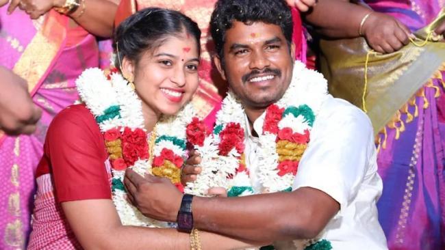 Tamil Nadu Priest Claims MLA Prabhu Abducted Married His Daughter - Sakshi