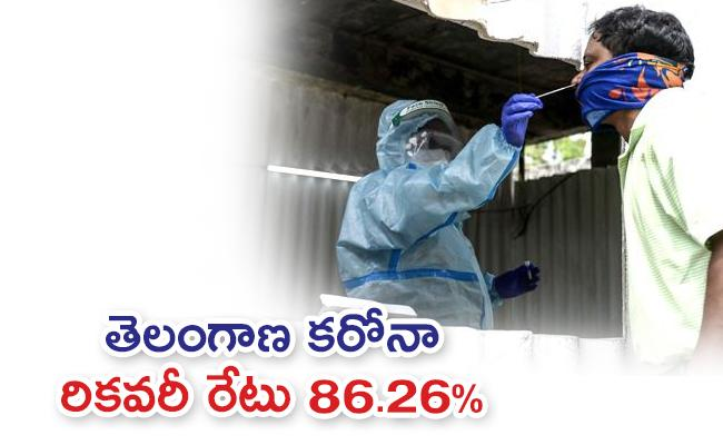 1983 New Covid Positive Cases Reported In Telangana State - Sakshi