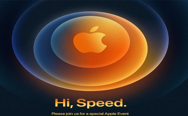 Apple Event Invite for October 13 Points to iPhone 12 Models Launch - Sakshi