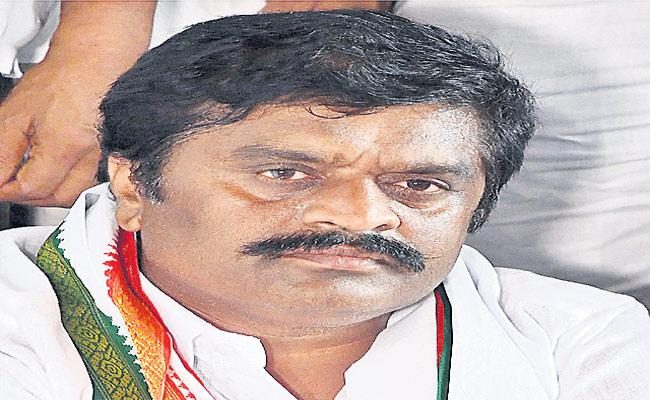 Cheruku Srinivas Reddy Joins In Congress Party - Sakshi